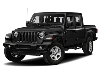 New 2020 Jeep Gladiator Sport S Sport S 4x4 1C6HJTAG8LL190038 for sale near you in Edmonton, AB