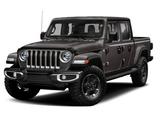 2020 Jeep Gladiator Overland Truck Crew Cab 1C6HJTFG8LL165648