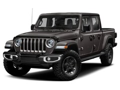 New 2020 Jeep Gladiator Overland Truck Crew Cab London ON