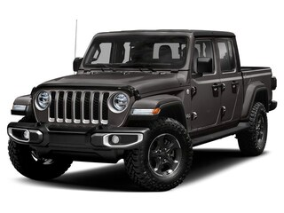 New 2020 Jeep Gladiator Overland for sale/lease in Saskatoon, SK