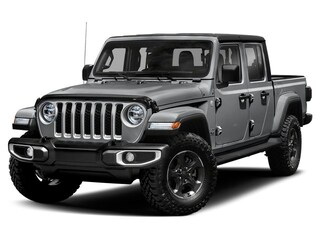 New 2020 Jeep Gladiator Overland Truck Crew Cab for Sale in Hinton