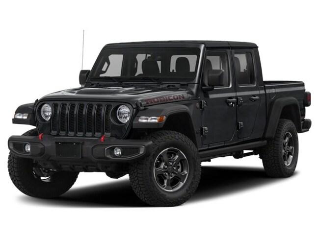 2020 Jeep Gladiator Rubicon Truck Crew Cab 1C6JJTBGXLL187660