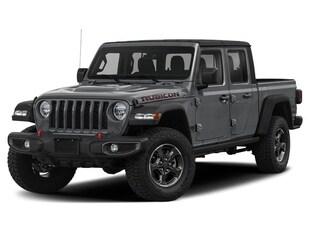 2020 Jeep Gladiator Rubicon Truck Crew Cab 1C6JJTBG6LL183198
