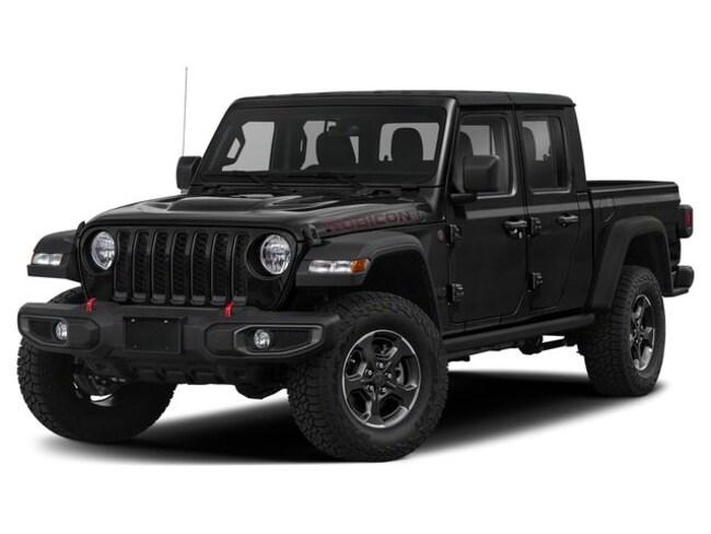2020 Jeep Gladiator Rubicon 4x4 Camion cabine Crew