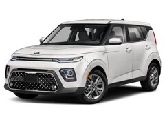 2020 Kia Soul EX Limited Leather! AC Seats! Heads Up Display! Hatchback