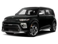 2020 Kia Soul EX Premium Hatchback ICVT [] 2.0L Onyx