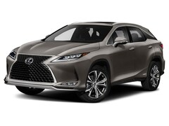 2020 LEXUS RX 450h Luxury Package SUV