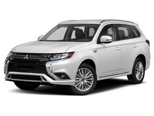 2020 Mitsubishi Outlander PHEV OUTLANDER PHEV LE S-AWC SUV