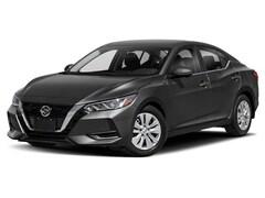 2020 Nissan Sentra S Plus Sedan