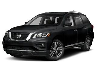 2020 Nissan Pathfinder Platinum 4x4 Platinum