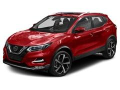 2020 Nissan Qashqai SL Platinum SUV