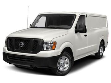 2020 Nissan NV Cargo NV2500 HD Van