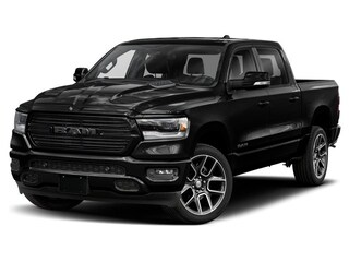 New 2020 Ram 1500 Night Edition Truck Crew Cab for sale in Campbell River, BC