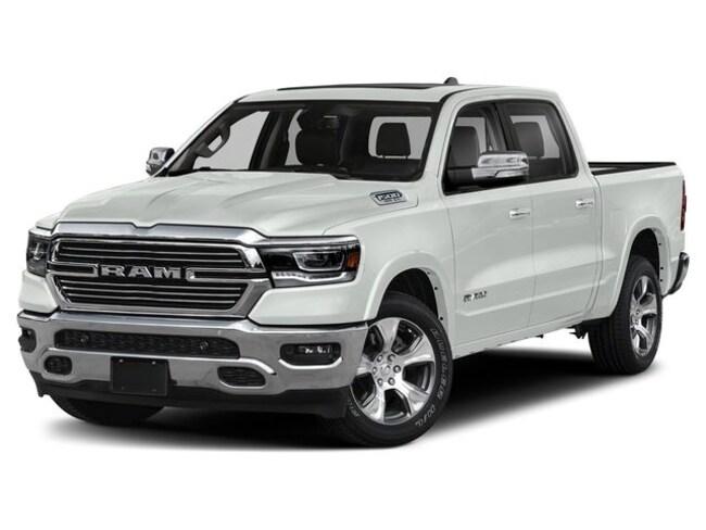 New 2020 Ram 1500 Laramie Truck Crew Cab For Sale Whitecort, AB