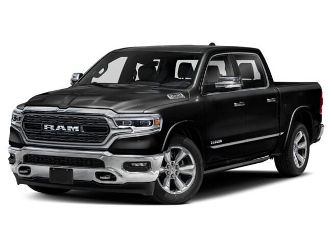 New 2020 Ram 1500 Limited Truck Crew Cab Calgary, AB