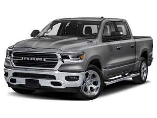 2020 Ram 1500 Big Horn Night Edition -  Truck Crew Cab
