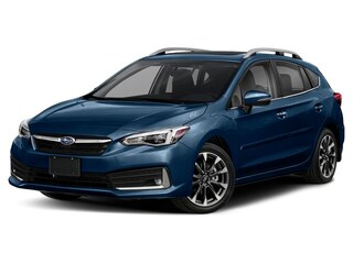 2020 Subaru Impreza Limited Hatchback