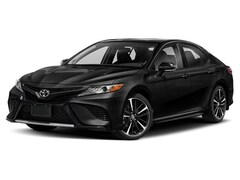 2020 Toyota Camry XSE V6 TRD Edition Sedan