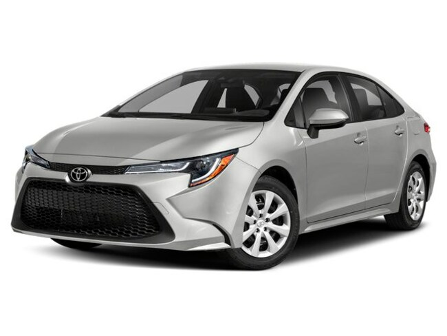 2020 Toyota Corolla 4-Door Sedan XLE CVT Sedan