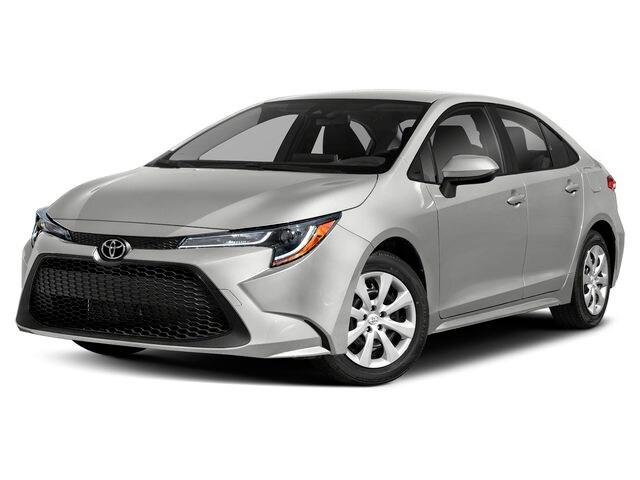 2020 Toyota Corolla LE CVT UPGRADE Sedan