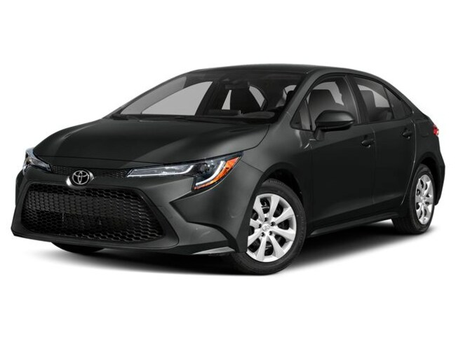 2020 Toyota Corolla 4-Door Sedan LE CVT Sedan