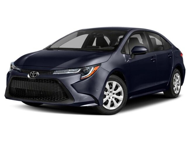 2020 Toyota Corolla 4-Door Sedan LE CVT