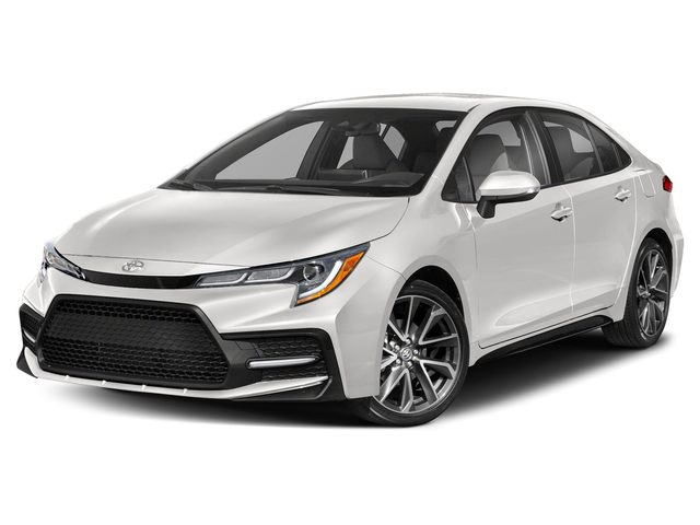 2020 Toyota Corolla SE CVT UPGRADE Sedan