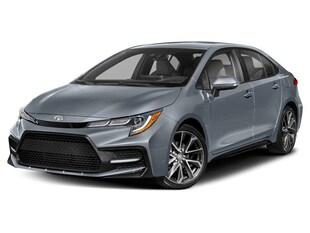 2020 Toyota Corolla 4-Door Sedan SE CVT Sedan