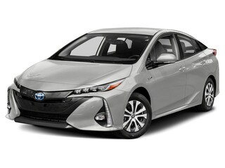 2020 Toyota Prius Prime Upgrade À hayon