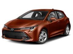 2020 Toyota Corolla HATCHBACK 6MT Hatchback