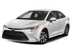 2020 Toyota Corolla Hybrid Car