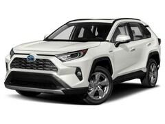 2020 Toyota RAV4 Hybrid Limited SUV