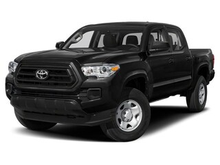 2020 Toyota Tacoma Double Cab TRD Off Road Truck Double Cab