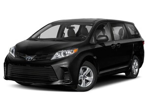 2020 Toyota Sienna XLE 7-Pass Limited