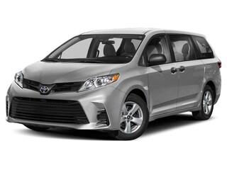 2020 Toyota Sienna SE 7-Pass Nightshade Van Passenger Van