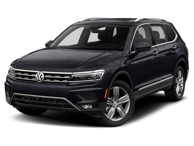 2020 Volkswagen Tiguan Highline 4MOTION SUV