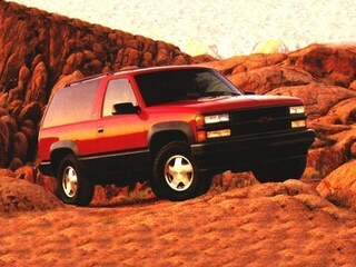 1996 Chevrolet Tahoe SUV