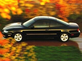 1997 Mazda MX-6 LS V6 Coupe