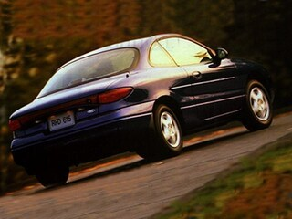 1998 Ford Escort ZX2 MANUAL-BCVEHICLE Coupe