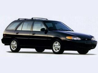 1998 Ford Escort SE Wagon