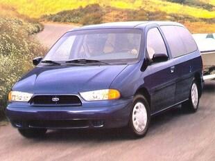 1998 Ford Windstar Van Passenger Van
