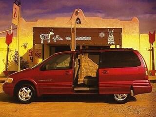 1999 Pontiac Trans Sport 4DR EXT WB Van Passenger Extended