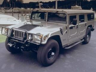 2000 AM General Hummer H1