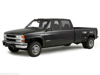 2000 Chevrolet C/K 3500 Truck Crew Cab