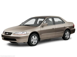 2000 Honda Accord EX V6 LTH Sedan