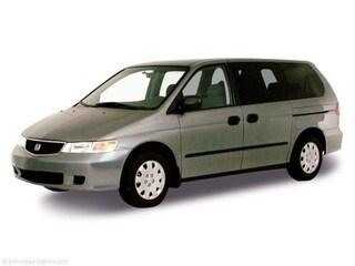 2000 Honda Odyssey LX Van Passenger Van