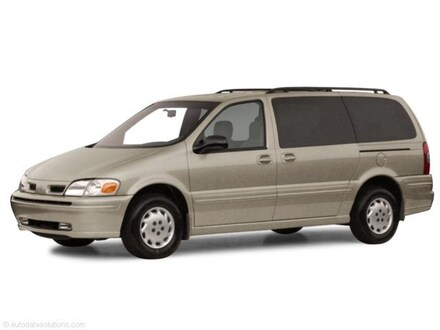 2000 Oldsmobile Silhouette GL Minivan