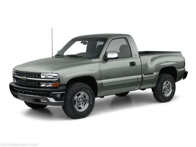 2001 Chevrolet Silverado 1500 Base Truck Regular Cab