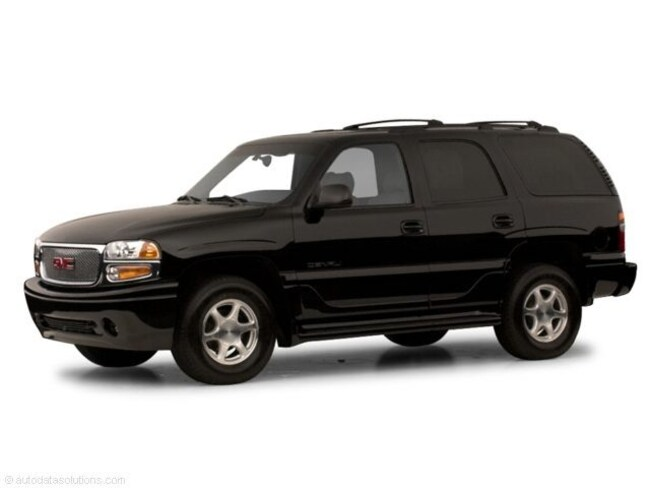 2001 GMC Yukon Denali Full Load comes with Inspection Report  Sport Utility
