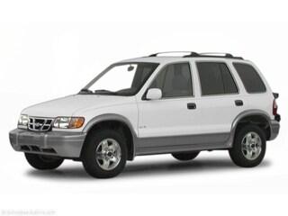 2001 Kia Sportage SUV